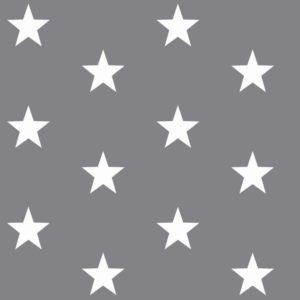 grijs wit flinke ster