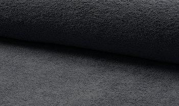 donker grijs badstof dubbelgelust