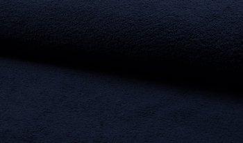 donker blauw badstof dubbelgelust