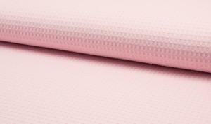 licht roze wafel