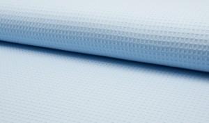 licht blauw wafel
