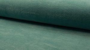 vintage groen (mint) bamboe katoen  (op=op)