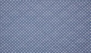 jeans blauw stip teddy dubbelzijdig (op=op)