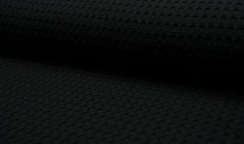 zwart wafel grof
