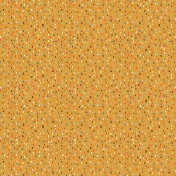 geel (oker) kleurtjes - confetti (op=op)