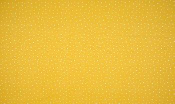 geel mosterd / oker wit ongelijke nop mini