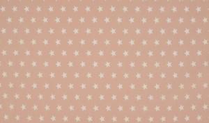 poeder roze wit middel ster