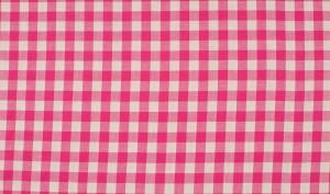fuchsia roze ruitje