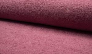 oud roze badstof dubbelgelust