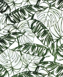 wit groene bladeren