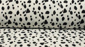 wit zwart dalmatier - kortharig