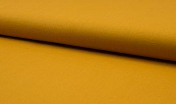 geel (oker) uni katoen