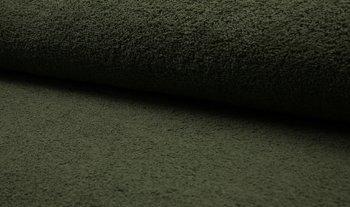army groen badstof dubbelgelust