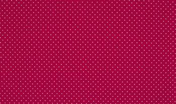 fuchsia roze wit stipjes