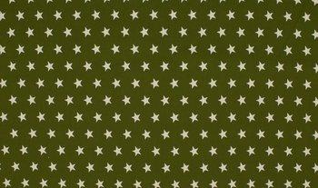 mos groen wit middel ster
