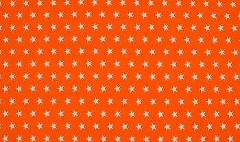 oranje wit middel ster