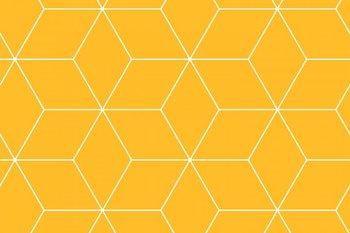 geel (oker) wit geokubus (op=op)
