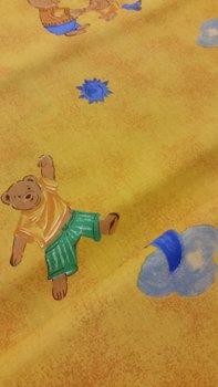 geel (met oker) beren