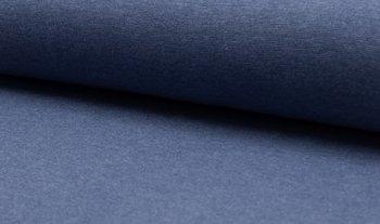 jeans blauw melange boordstof