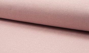poeder roze (licht)glitter boordstof