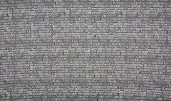 grijs wit staafjes met pastel en zwart