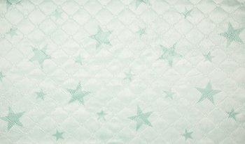 mint groen grote ster teddy dubbelzijdig (op=op)