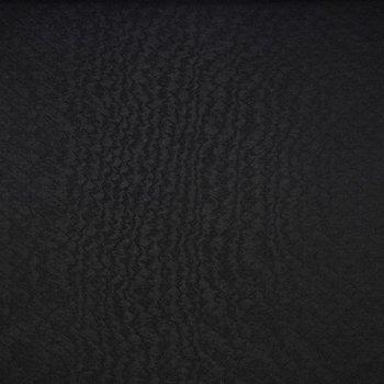 zwart wafeltjes gevoerde tricot