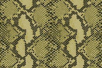 groen army mos slang - tricot (op=op)
