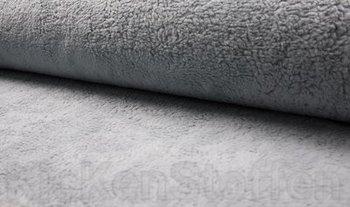 grijs teddy katoen / fur / borg