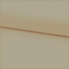 wit (ecru) uni laken katoen