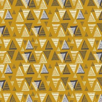 geel (oker) triangels hydrofiel
