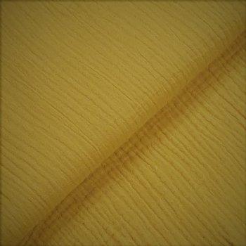 geel mosterd / oker uni hydrofiel