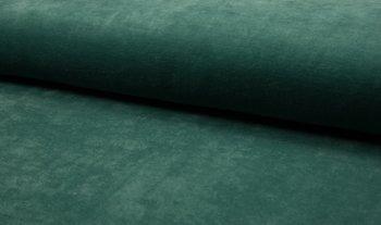 groen (saffier) katoenen velvet