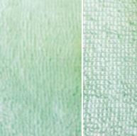 mint groen bamboe katoen fleece