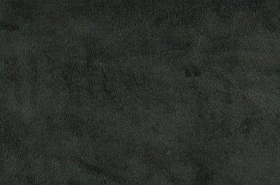 teddy fleece donker grijs