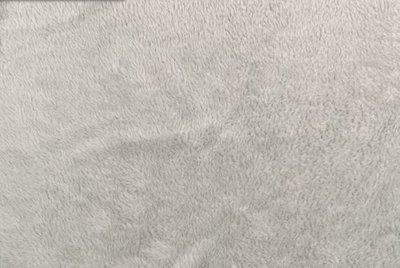 teddy fleece licht grijs