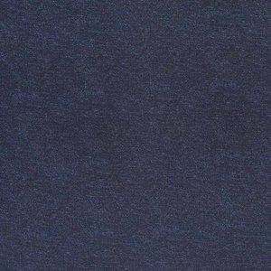 denim look - jeans tricot donker blauw effen BEEBS