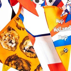 vlaggenlijn EK Holland