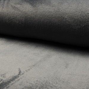 donker grijs wellness knuffel fleece
