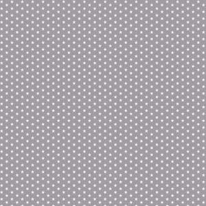 mini ster grijs wit op=op