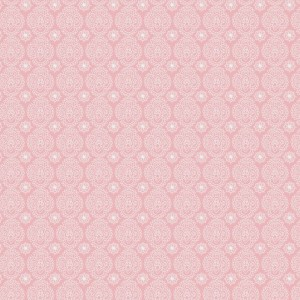 mini fijn werkje rose wit