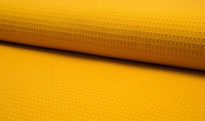 wafel oker geel
