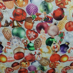 Wit Rood Goud Paars Blauw Groen Kerstballen X Mas Digitaal Op Op