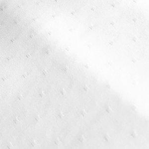broderie wit met vierkant stipje geborduurd