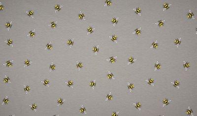 grijs geel bijtjes