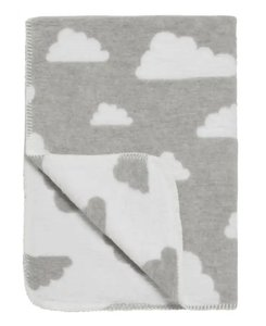 wolken wieg deken