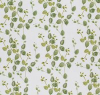 digitale eucalyptus blaadjes tricot katoen