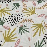 roze palmbladeren swessie